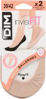 Socken & Strumpfhosen Accessoires Protèges-pieds échancrés SPECIAL BALLERINES X2