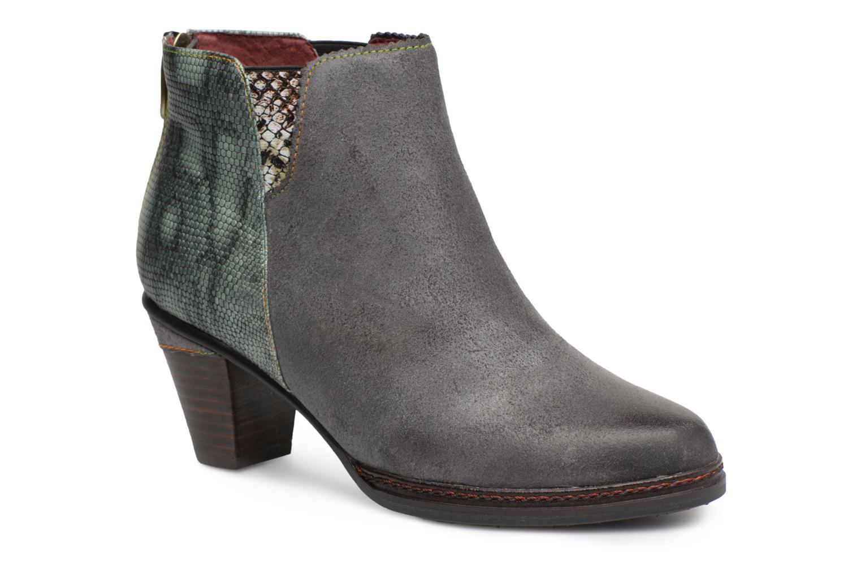 Zapatos promocionales Laura Vita AGATHE 33 (Gris) - Botines    Descuento de la marca