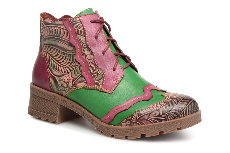 Laura Vita CORAIL 06 (Multicolore) - Bottines et boots chez Sarenza (326185)