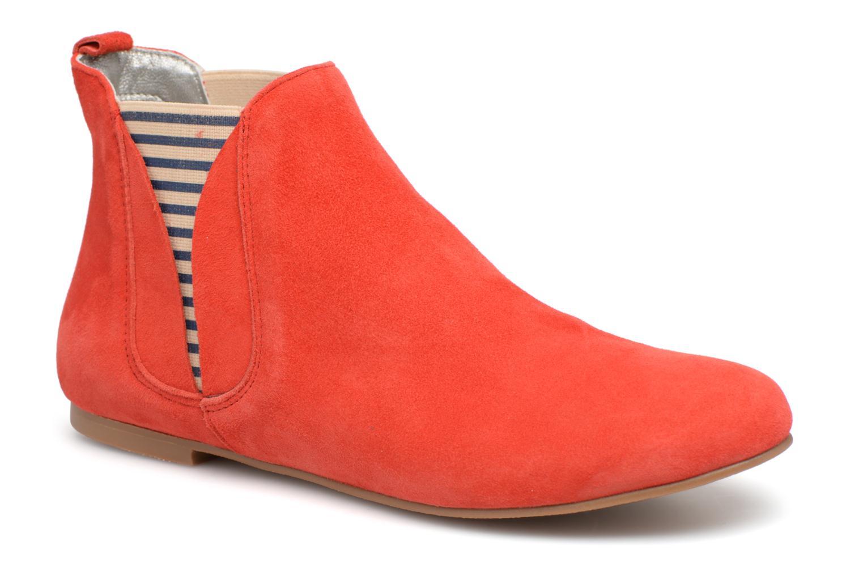 Zapatos promocionales Ippon Vintage PATCH-FLYBOAT (Rojo) - Botines    Casual salvaje