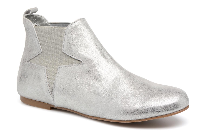 Zapatos promocionales Ippon Vintage EASY-CHIC (Plateado) - Botines    Zapatos de mujer baratos zapatos de mujer