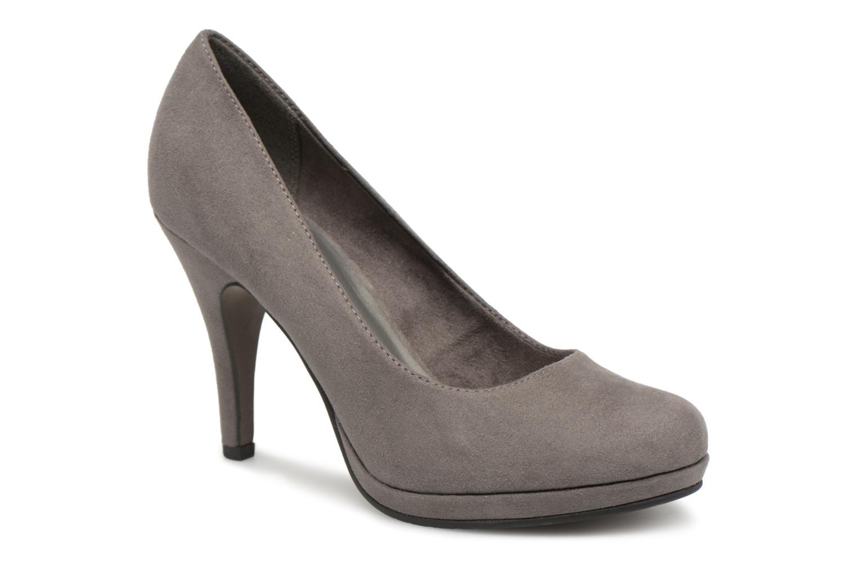 22407, Escarpins Femme, Gris (Grey), 38 EUTamaris