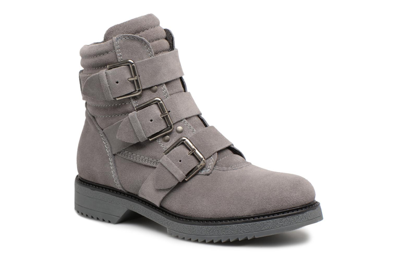 Grandes descuentos últimos zapatos Tamaris 25919 (Gris) - Botines  Descuento
