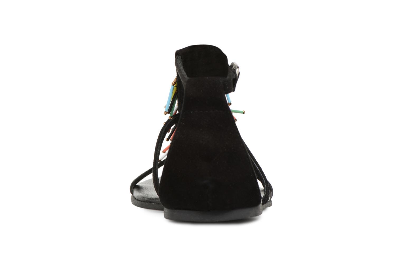 Sandales et nu-pieds Gioseppo ALOTI Noir vue droite