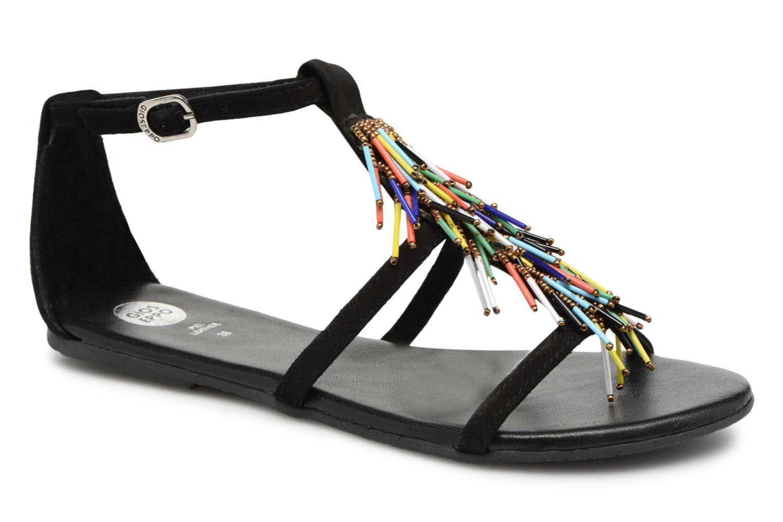 Sandales et nu-pieds Gioseppo ALOTI Noir vue détail/paire
