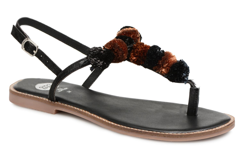 Sandales Femmes Sarida, Gioseppo Noir