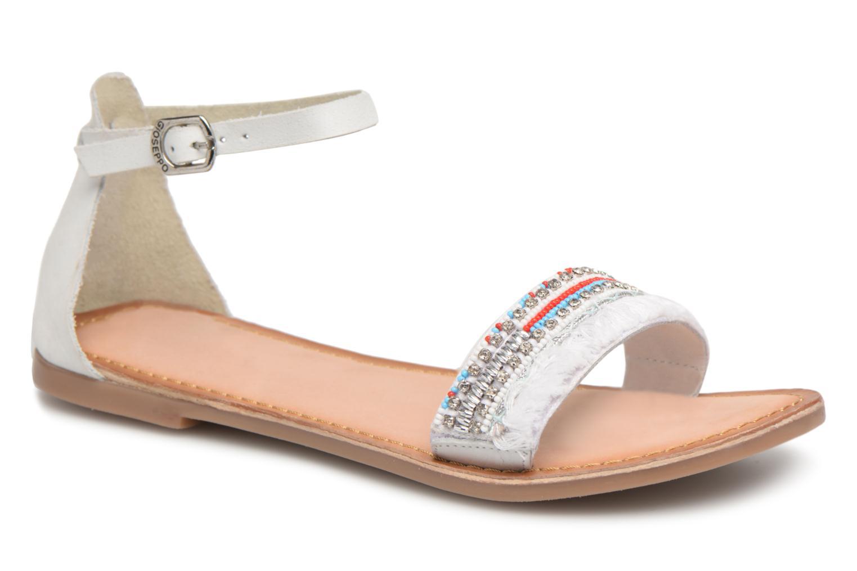 Zapatos blancos Gioseppo Mestiza infantiles kRjRm
