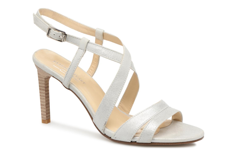 Grandes descuentos últimos zapatos Elizabeth Stuart Blinder 415 (Plateado) - Sandalias Descuento