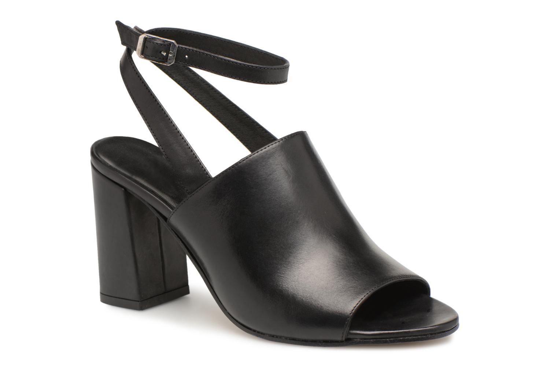 Elizabeth Stuart Buz - Sandales en cuir - noir