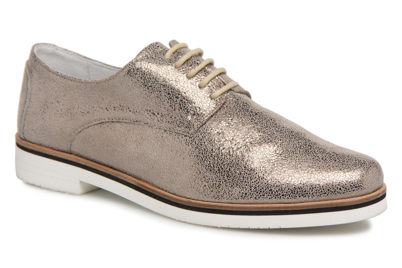 Recortes de precios estacionales, beneficios de descuento Elizabeth Stuart Irel 415 (Oro y bronce) - Zapatos con cordones en Más cómodo