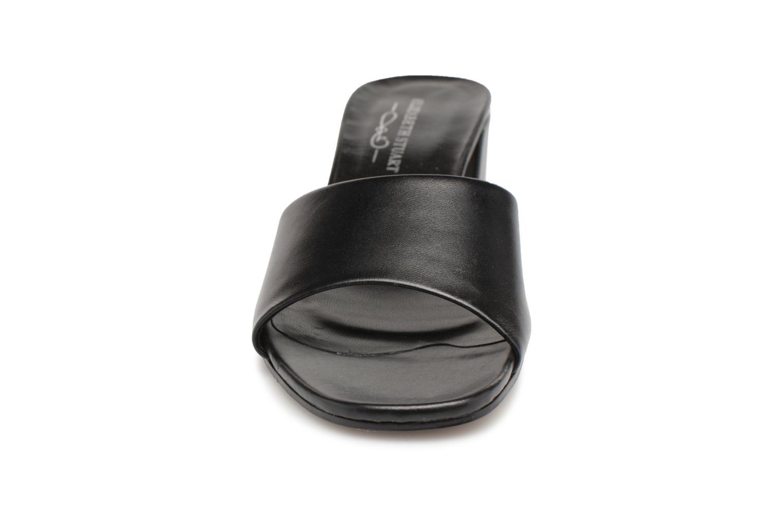 Mules et sabots Elizabeth Stuart Sion 304 Noir vue portées chaussures