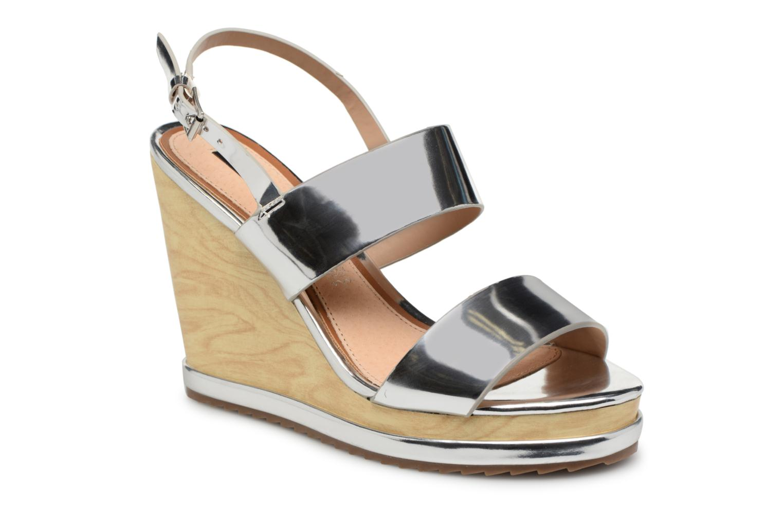 Grandes descuentos últimos zapatos MTNG 51771 (Plateado) - Sandalias Descuento