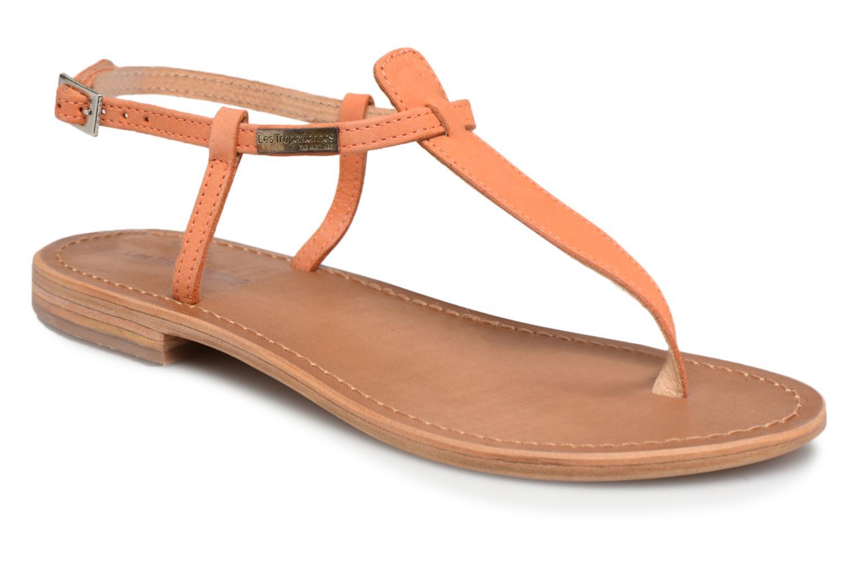 ZapatosLes Tropéziennes par M Belarbi Sandalias Narbuck Orange (Naranja) - Sandalias Belarbi   Zapatos casuales salvajes 30c678