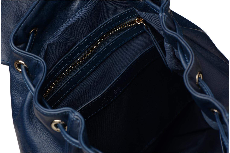 Rucksäcke Kate Lee CORALY blau ansicht von hinten