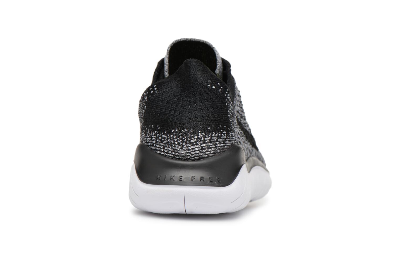 Flyknit black Wmns Nike 2018 Nike White Free Rn wnIZ0qxvF