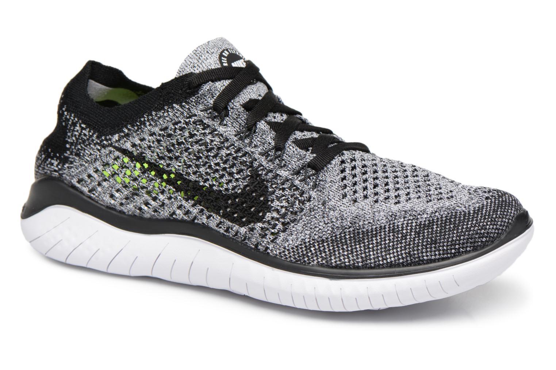 Grandes descuentos últimos zapatos Nike Wmns Nike Free Rn Flyknit 2018 (Negro) - Zapatillas de deporte Descuento