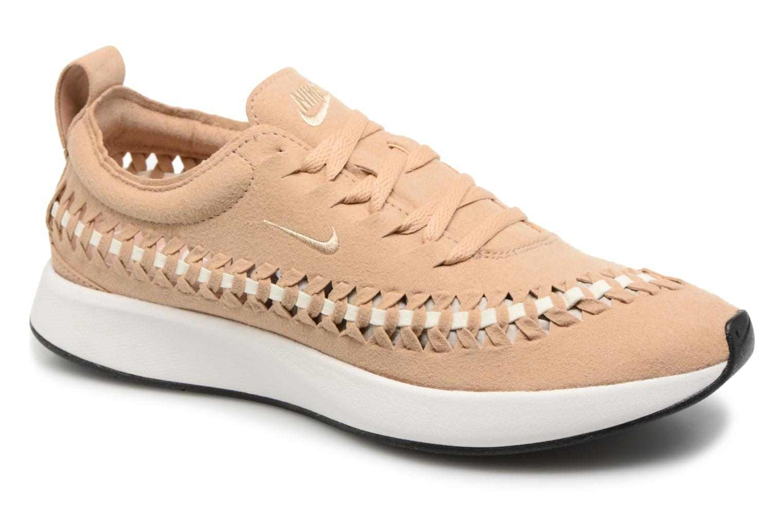Zapatos promocionales Nike W Dualtone Racer Woven (Beige) - Deportivas   Los últimos zapatos de descuento para hombres y mujeres