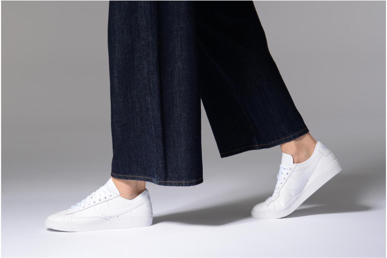Sneakers Nike W Blazer Low Ess Wit onder