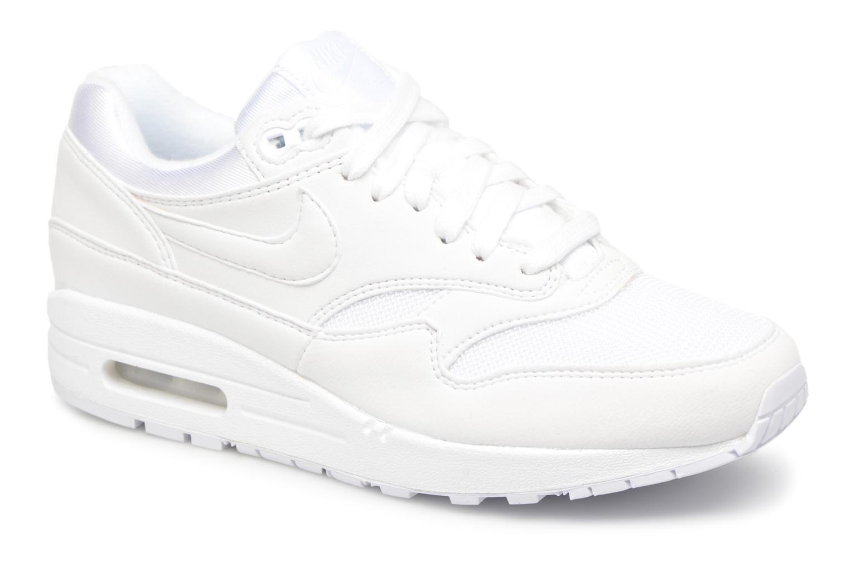 Nike Wmns Air Max 1 (Blanc) - Baskets chez Sarenza (327401)