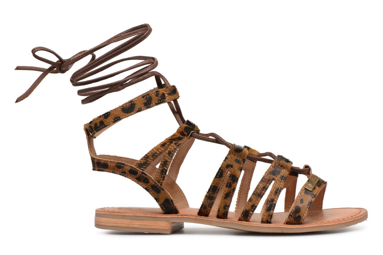 Sandales et nu-pieds Les Tropéziennes par M Belarbi HERCLEO Multicolore vue derrière