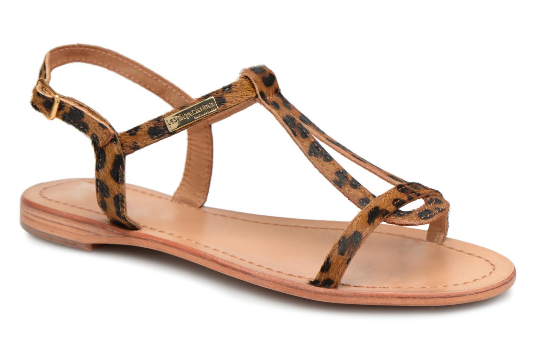 Les Tropéziennes par M Belarbi HALEO (Multicolore) - Sandales et nu-pieds chez Sarenza (327537)
