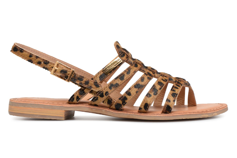 Sandales et nu-pieds Les Tropéziennes par M Belarbi HERILEO Multicolore vue derrière