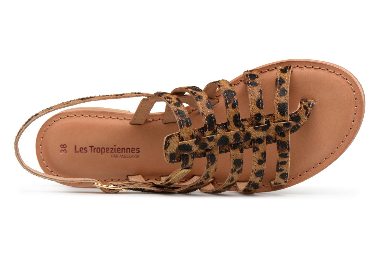 Sandales et nu-pieds Les Tropéziennes par M Belarbi HERILEO Multicolore vue gauche