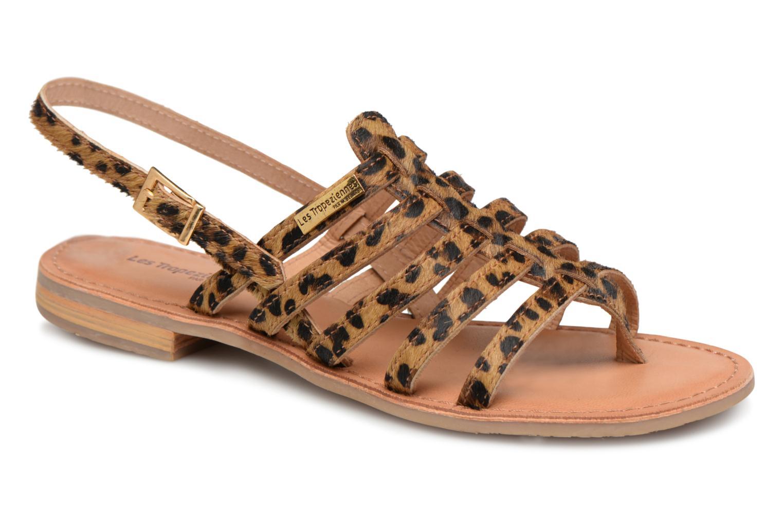 Sandales et nu-pieds Les Tropéziennes par M Belarbi HERILEO Multicolore vue détail/paire