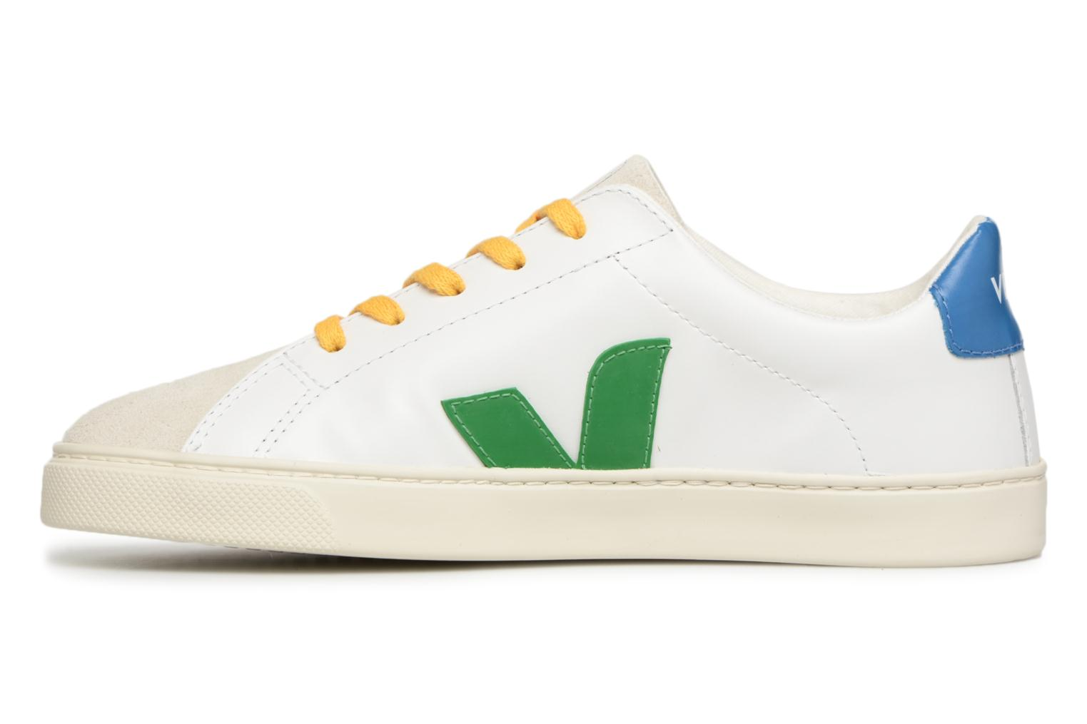 Baskets Veja Esplar Small Lace Blanc vue face