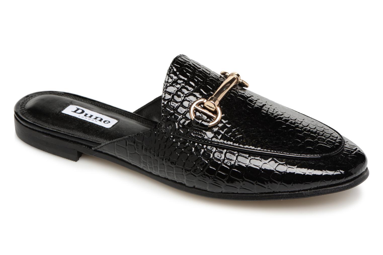 Grandes descuentos últimos zapatos Dune London Gene (Negro) - Zuecos Descuento