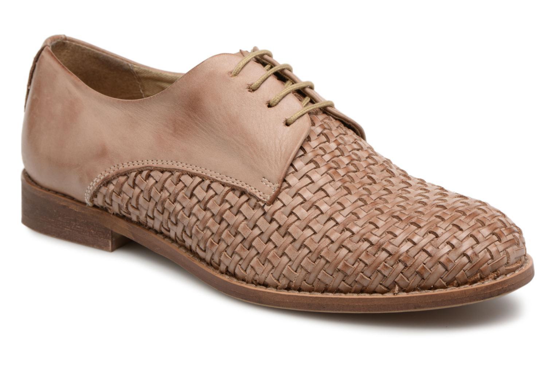 Grandes descuentos últimos zapatos Kickers TUFOU (Beige) - Zapatos con cordones Descuento