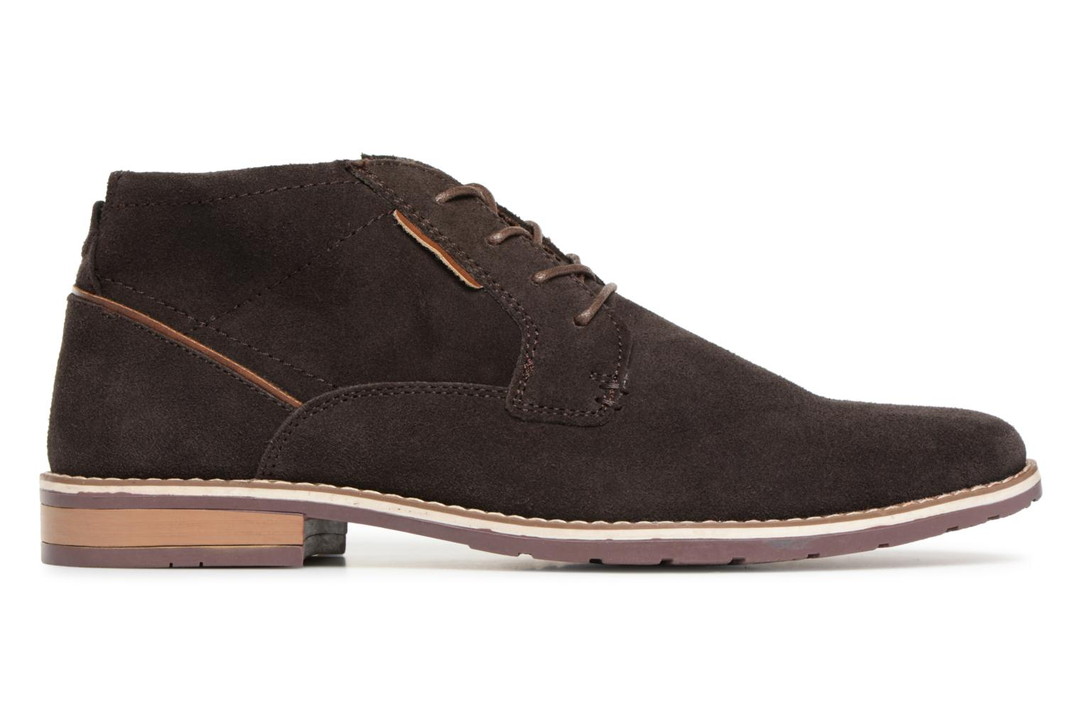 Brown Shoes Leather Love KERONI I 4pzIZq8wx