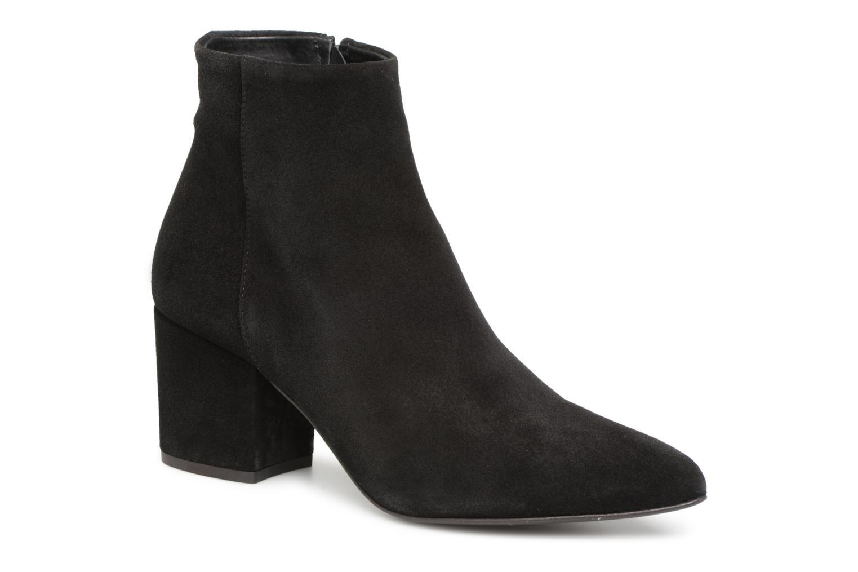 Grandes descuentos últimos zapatos Vero Moda VMASTRID LEATHER BOOT (Negro) - Botines  Descuento