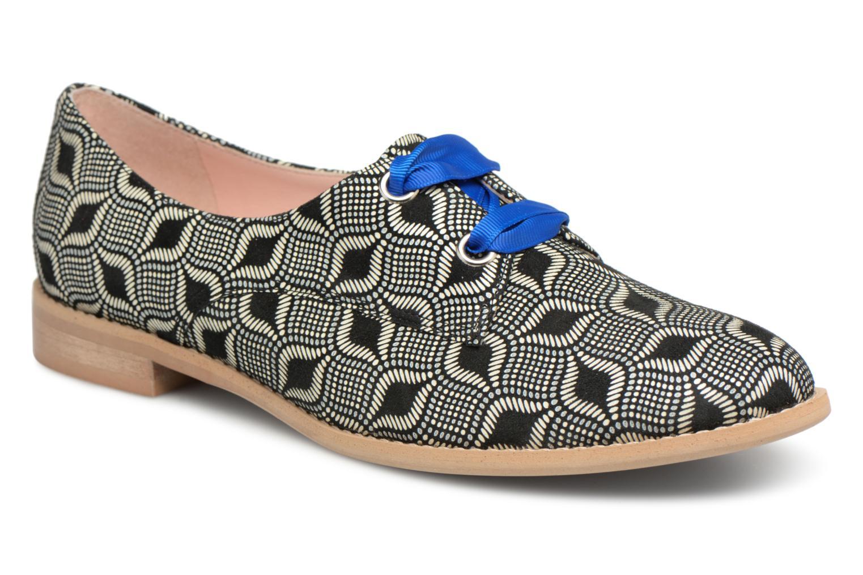 Zapatos promocionales L37 Scandinavian Chic (Negro) - Zapatos con cordones   Gran descuento