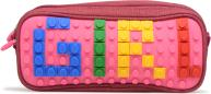 Scolaire Sacs Double Pencil Case