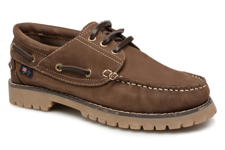 Últimos recortes de precios Roadsign ULTIME (Marrón) - Zapatos con cordones chez Sarenza
