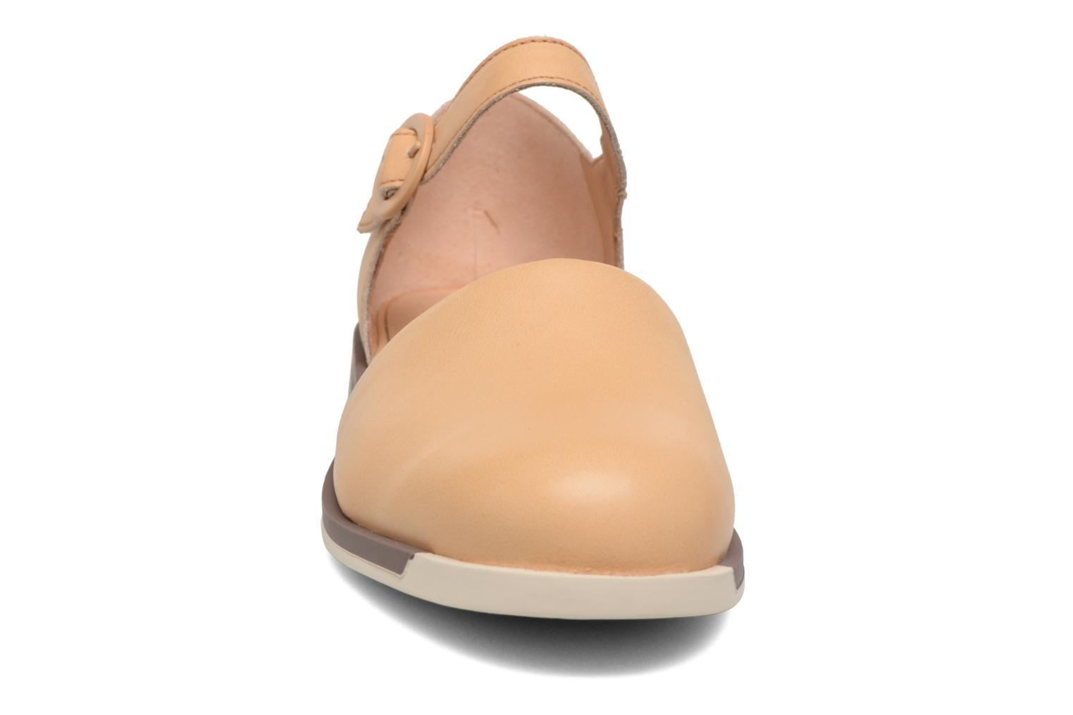 Ballet pumps Camper Bowie babies Beige model view