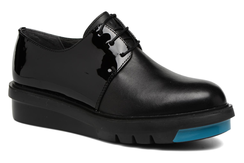 Cómodo y bien parecido Camper Marta (Negro) - Zapatos con cordones en Más cómodo