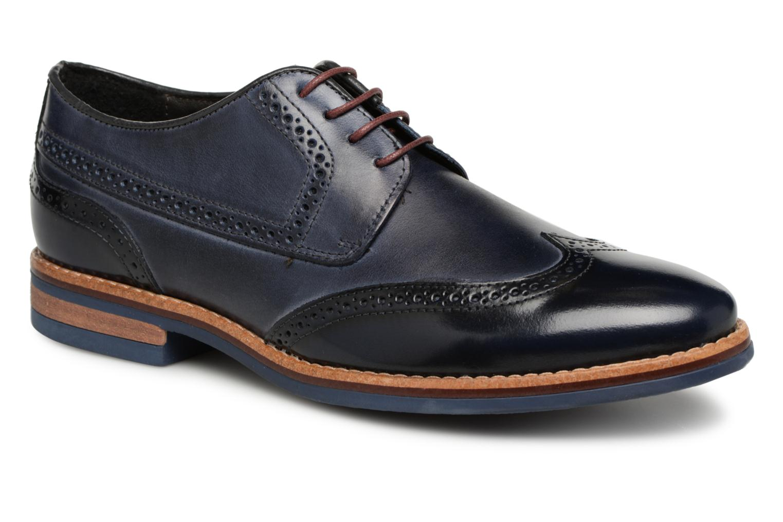 ed7370c6a53f1 Grandes descuentos últimos zapatos Georgia Rose Nibrit (Azul) - Zapatos con cordones  Descuento