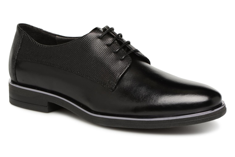 Grandes descuentos Niperfo últimos zapatos Georgia Rose Niperfo descuentos (Negro) - Zapatos con cordones Descuento 741d82