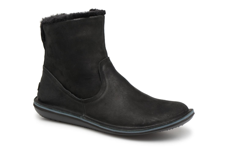 Zapatos de moda hombres y mujeres de moda de casual Camper Beetle K400292 (Negro) - Botines  en Más cómodo 5a1f70