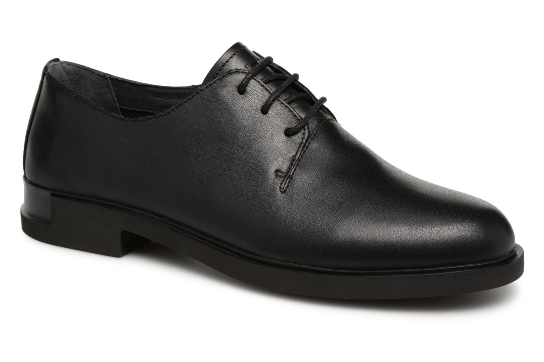 Grandes descuentos últimos zapatos Camper Iman K200685 (Negro) - Zapatos con cordones Descuento