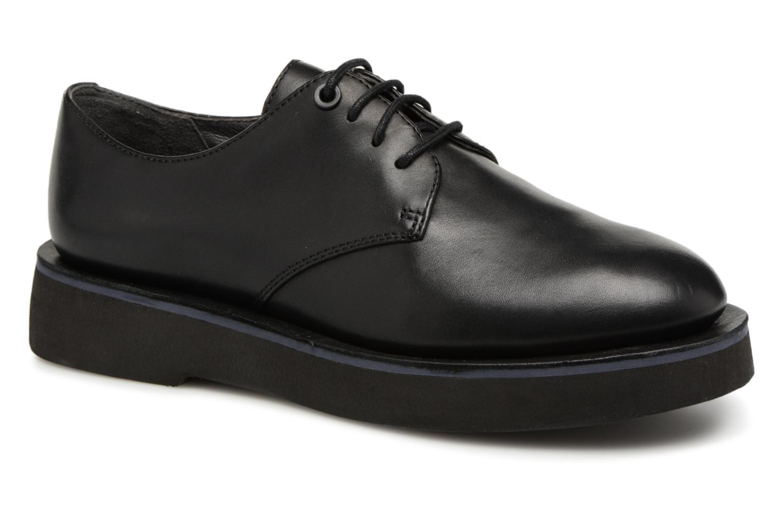 9dbd2fb8701 Grandes descuentos últimos zapatos Camper Tyra K200734 (Negro) - Zapatos  con cordones Descuento