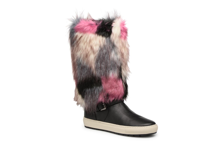 ZapatosGeox D BREEDA F D642QF (Rosa) Venta - Botas   Venta (Rosa) de liquidación de temporada 4ec095