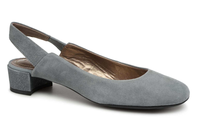 Grandes descuentos últimos zapatos Geox D CAREY B D64V8B (Gris) - Bailarinas Descuento