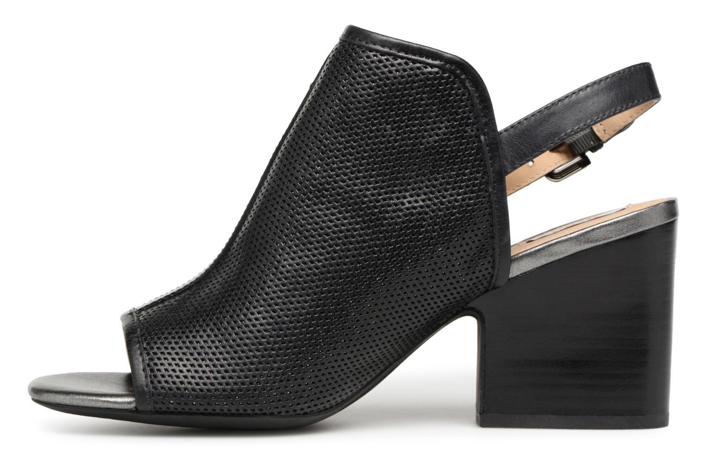 Grandes descuentos últimos zapatos Geox D MARILYSE C D724UC (Negro) - Sandalias Descuento