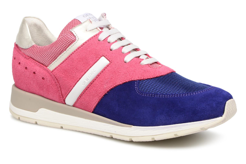 Grandes descuentos últimos zapatos Geox D SHAHIRA D72N1A (Rosa) - Deportivas Descuento