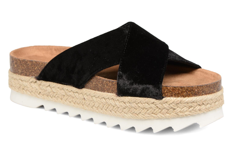 Coolway - Damen - COLIBRI - Clogs & Pantoletten - schwarz NO0aw