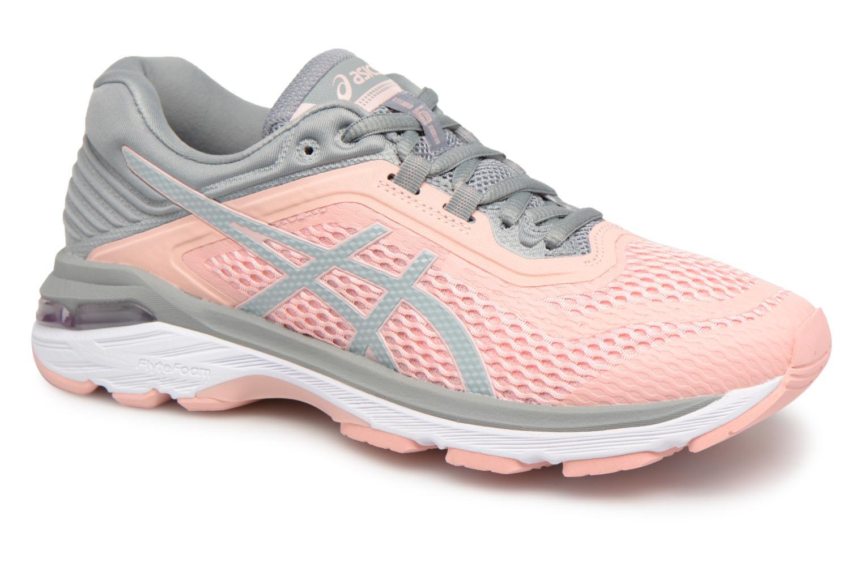 Grandes descuentos últimos zapatos Asics Gt-2000 6 W (Rosa) - Zapatillas de deporte Descuento