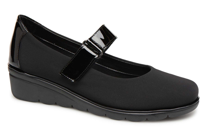 Los últimos zapatos de descuento para hombres y mujeres The Flexx Boogies (Negro) - Bailarinas en Más cómodo